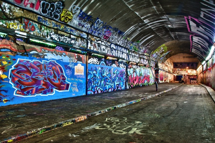London_graffiti